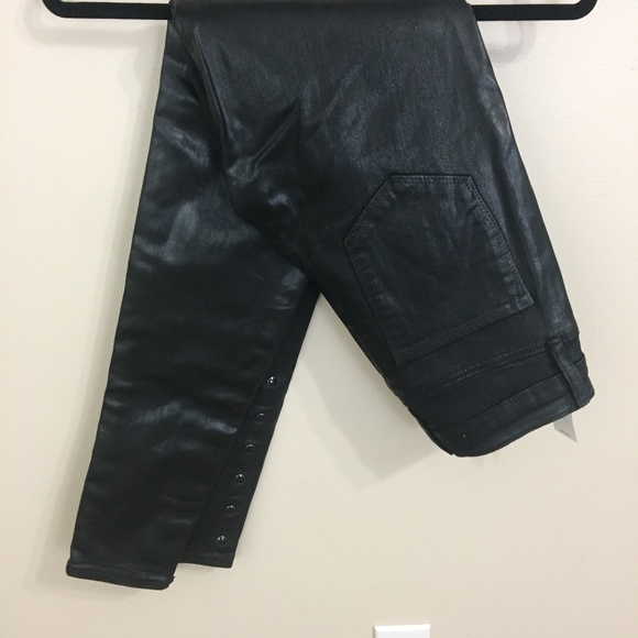 3b7e38fb1b656 GAP 30T Black Inner Cozy Leggings Coated Pants. M_5b48141abaebf665ef85091c